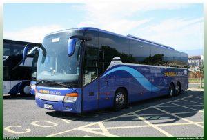 bus sommerferie